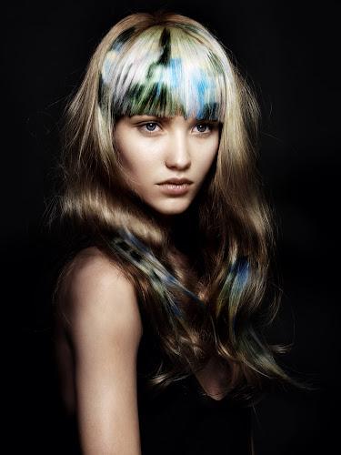 Colores y reflejos de pelo juveniles!!!  tendencias 2013