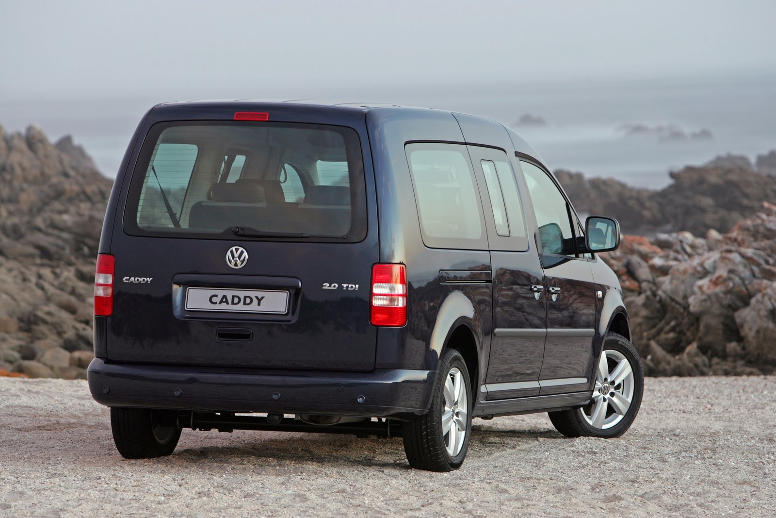 in4ride launched 2011 facelift volkswagen caddy. Black Bedroom Furniture Sets. Home Design Ideas