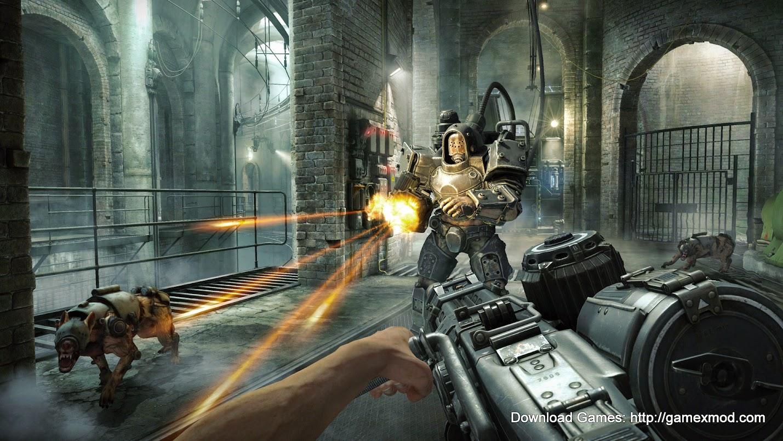 Wolfenstein The Old Blood-CODEX Full Crack - Game Screenshot