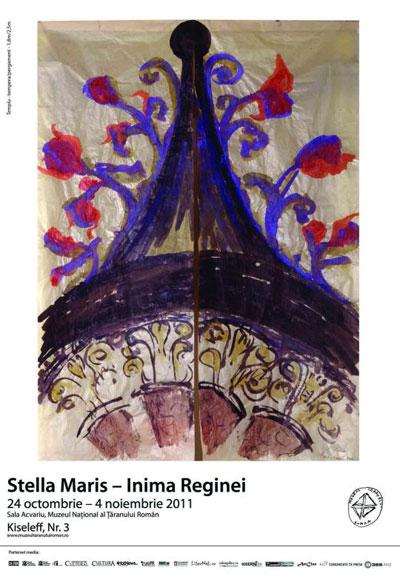 Stella Maris – Inima Reginei – expoziţie de pictură la MTR