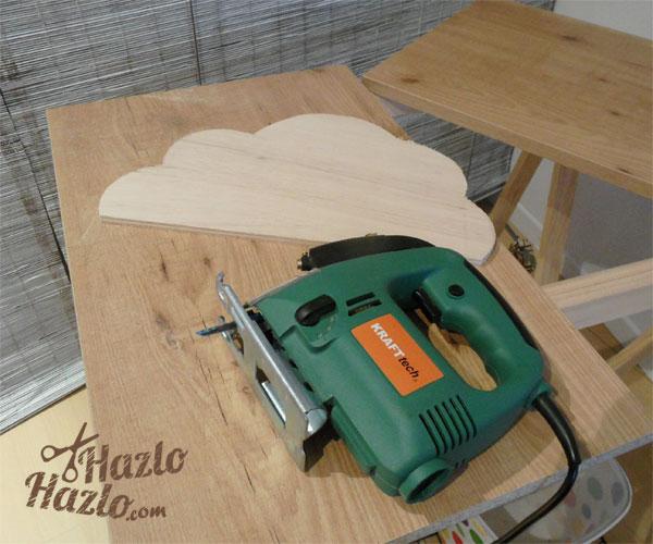 Cómo hacer una tabla de madera