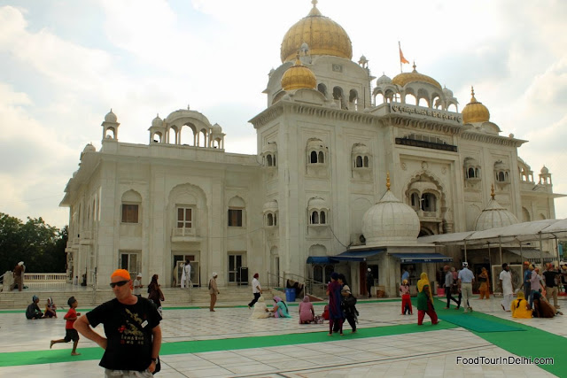 India Golden Triangle Foodie Tours