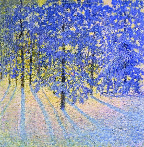 Igor Grabar - Winter Morning