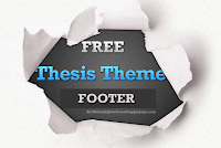 Thesis-Theme-Footer-For-Blogger