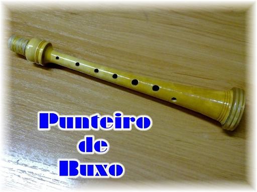VENDO un PUNTEIRO(639) de GAITA en(65)