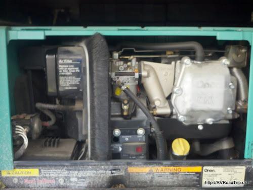 Generator Spark Arrestor : Onan k microquiet generator maintenance