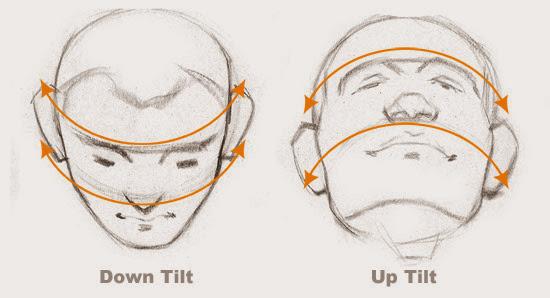 Up tilt and down tilt