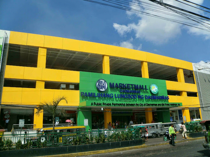 SM Marketmall in Dasmariñas, Cavite: A Mall, a Market, or both?