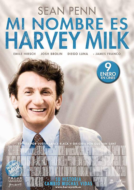 Mi nombre es Harvey Milk (Gus Van Sant, 2.008)