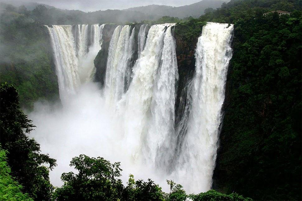 Джог, Индия, Красивые водопады планеты