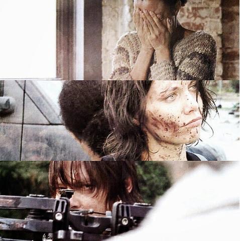 Daryl och Beth Walking Dead dating i verkliga livet