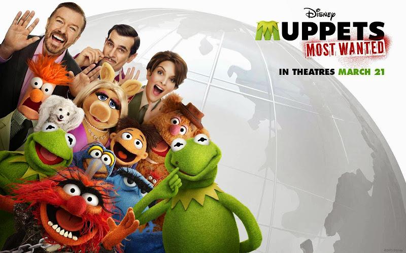 Τα Μάππετς Καταζητούνται Muppets Most Wanted Wallpaper