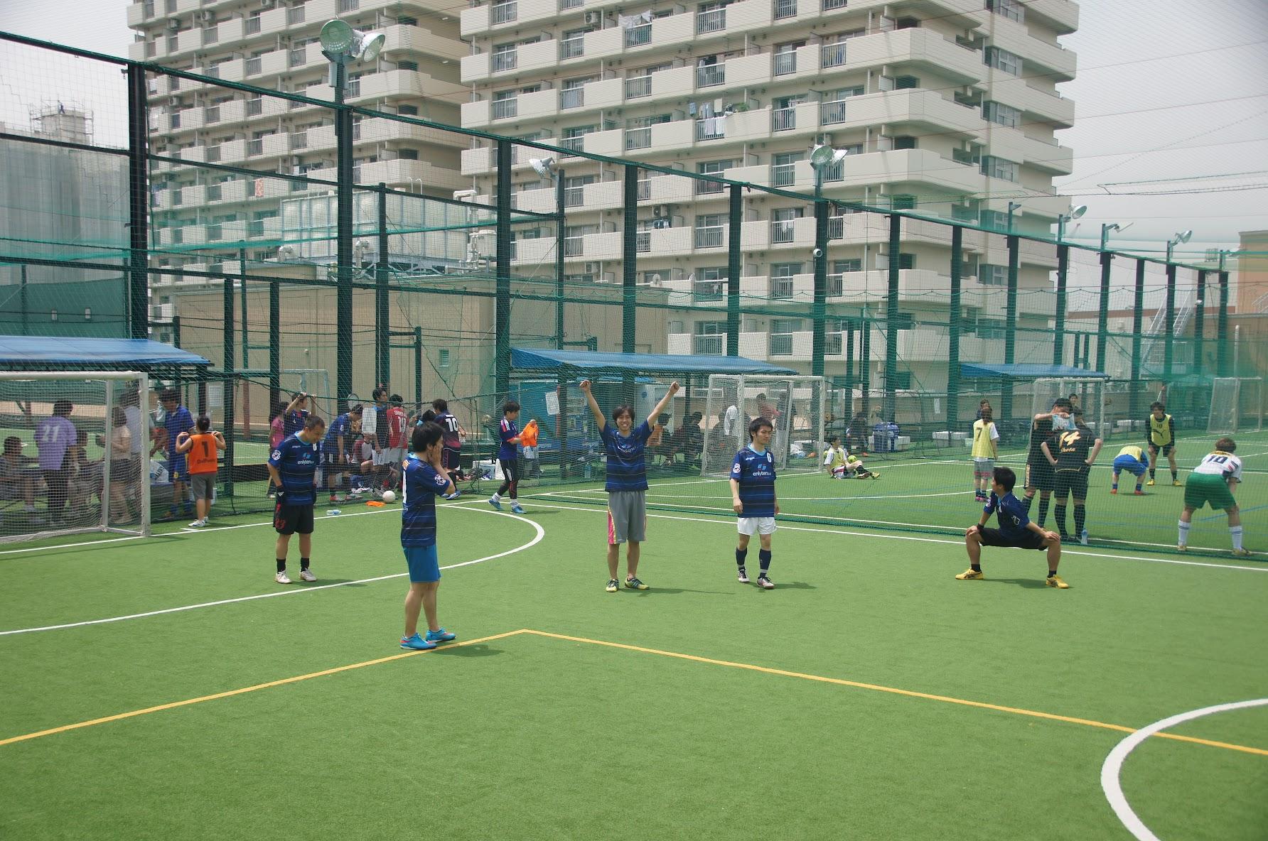 プレイド フットボールクラブがStartup Cup 2015へ参加しました!