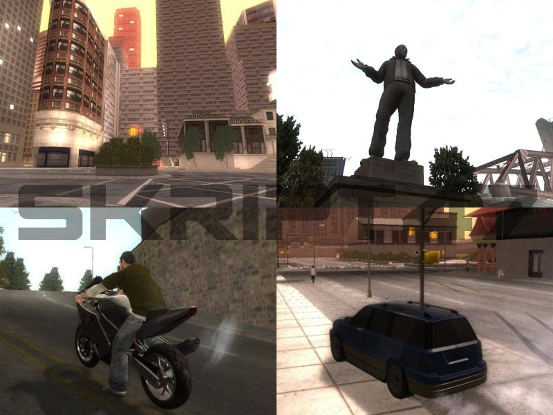 GTA: SA LC Total Retextured