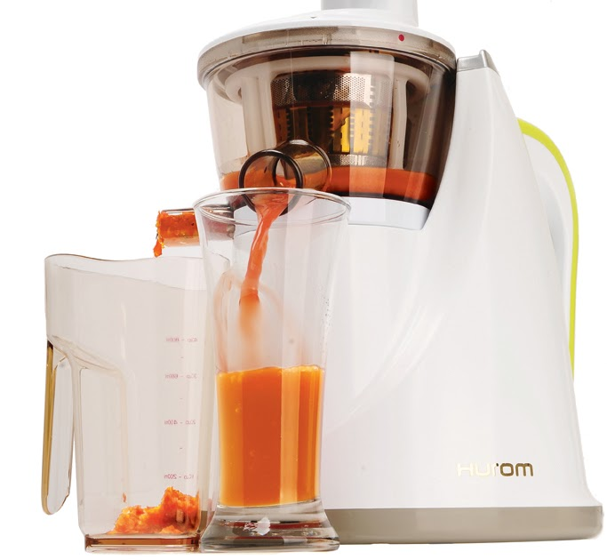 HIP HOSTESS NYC: Go Slow: Hurom Slow Juicer