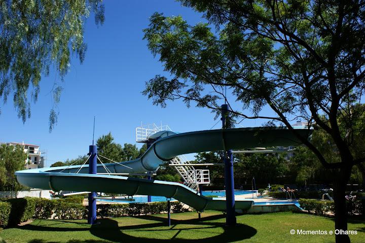 Parque de campismo da Quarteira