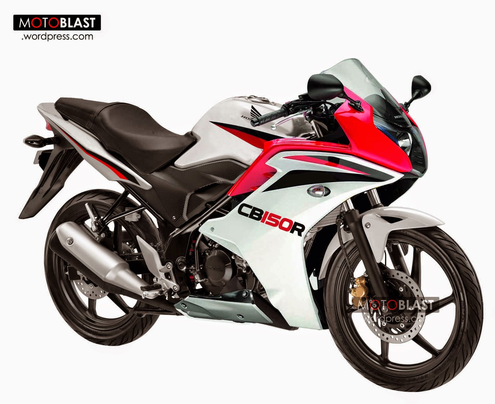 Cb150r Modifikasi Street Fighter