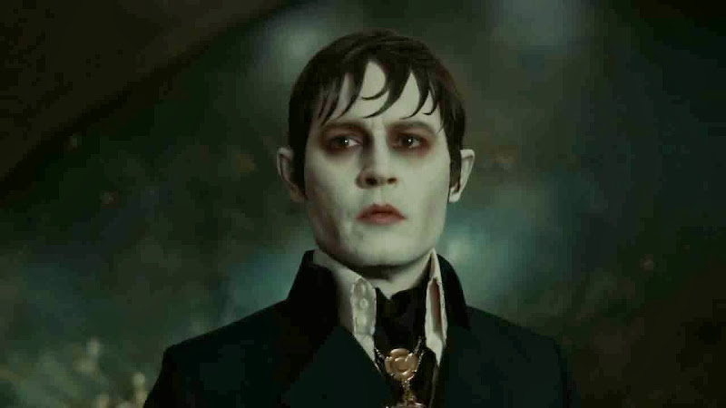 Screen Shot Of Hollywood Movie Dark Shadows (2012) In Hindi English Full Movie Free Download And Watch Online at Alldownloads4u.Com