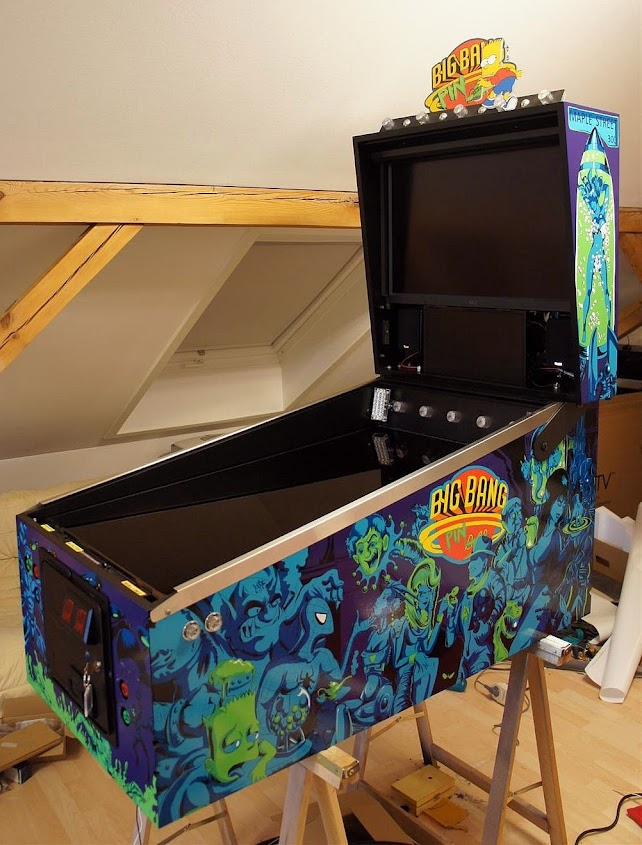 Review my build for a virtual pinball cabinet? - Ars Technica OpenForum