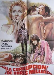 Juan Antonio Bardem's La corrupción de Chris Miller (1973) Cover