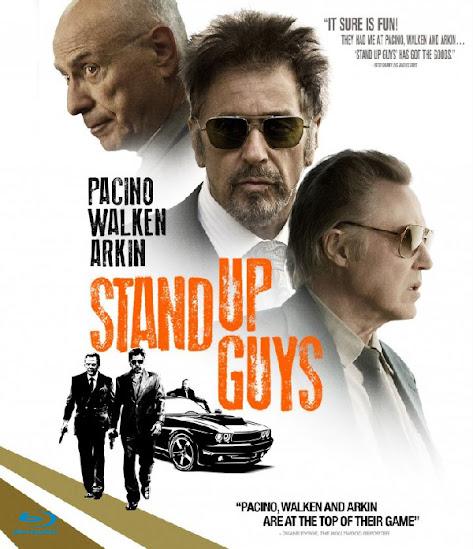 Stand Up Guys ไม่อยากเจ็บตัว อย่าหัวเราะปู่ HD [พากย์ไทย]