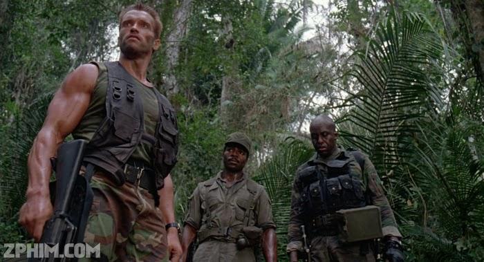 Ảnh trong phim Quái Thú Vô Hình - Predator 1
