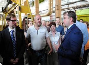 Подписано соглашение о социально-экономическом сотрудничестве с Тверским домостроительным комбинатом