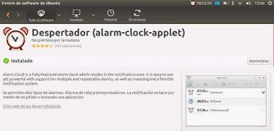 Alarm Clock, una alarma inteligente para Ubuntu