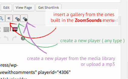 DZS WordPress ZoomSounds - Audio Player Documentation