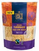 Tate & Lyle Organic Turbinado Cane Sugar