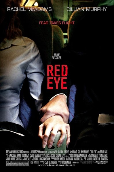 Poster Of Red Eye (2005) Full Movie Hindi Dubbed Free Download Watch Online At alldownloads4u.com