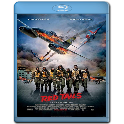 Red Tails (2012) Latino Bluray