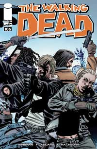 Descargar The Walking Dead comic #106 Español