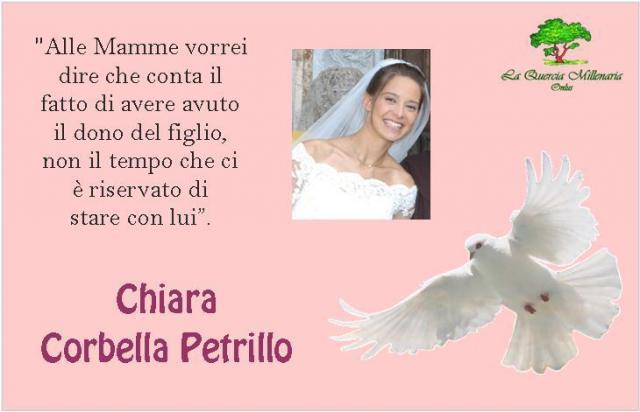 Corbella Petrillo Chiara