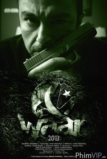Cuộc Chiến Trở Lại - Waar poster