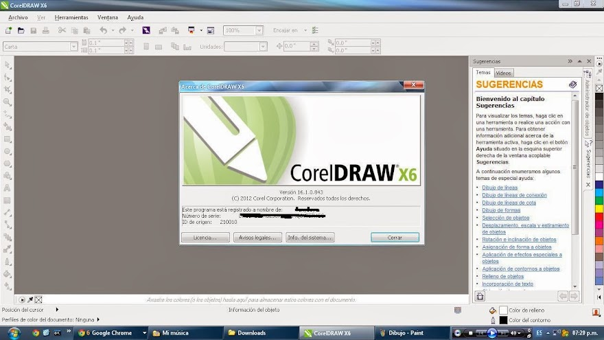 Coreldraw Graphics Suite X6 Full 32 64bit Mega Descargar
