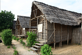Cabaña - Campement de Faoye