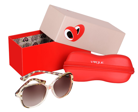 "6bdc7a2b350 Eyewear Fashion ""Love Vogue"" Valentine s Day Gift for Her - Eyewear ..."