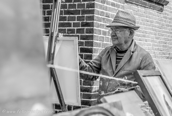 Kunstmarkt Putten Fotograaf Putten