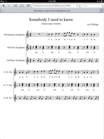 Wren\'s World: Somebody I Used to Know