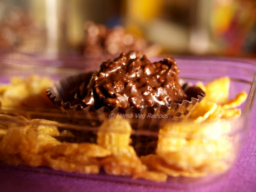 Homemade Crunchy Chocolate