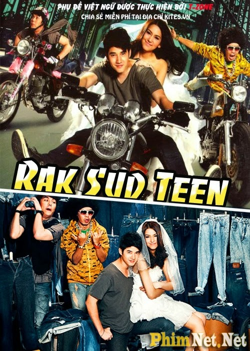 Phim Chuyện Tình Tuổi Trẻ Full Hd - Rak Sud Teen