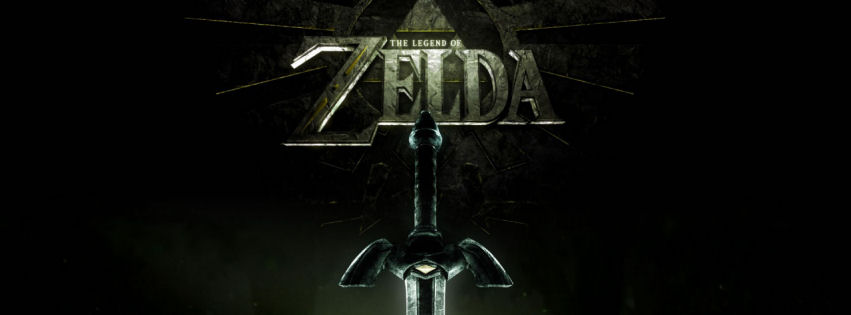 The legend of zelda facebook cover