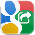 Google Share Icon