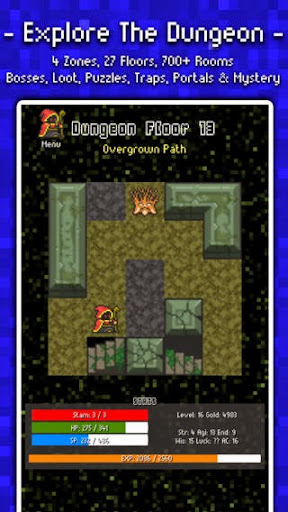 Adventure To Fate : A Quest To The Core JRPG v1.1 for iPhone/iPad