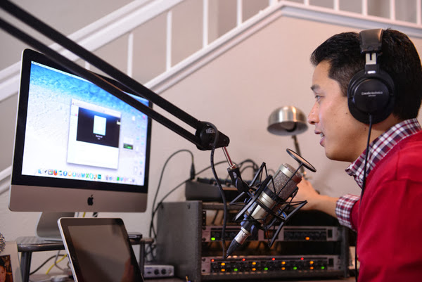 Anthony Tran Podcasting