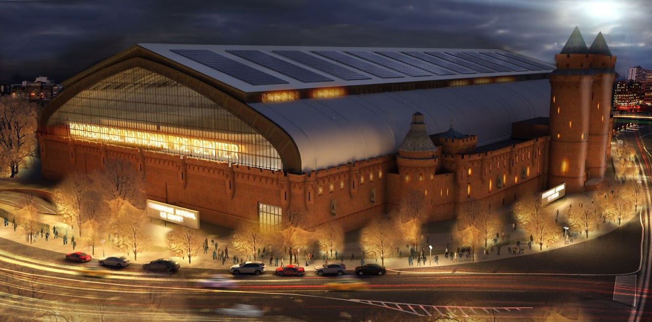 Stadium Consultants International: KINGSBRIDGE NATIONAL ICE CENTER