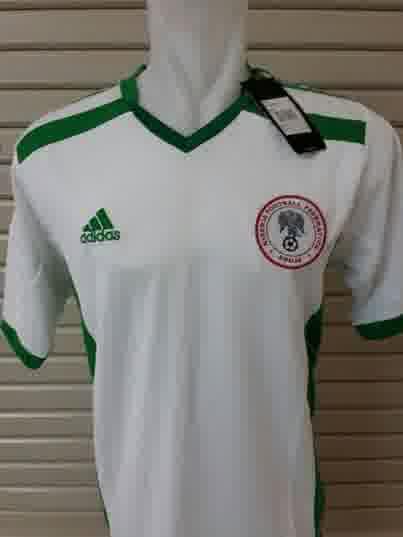 Jual Jersey Timnas Nigeria Terbaru 2014