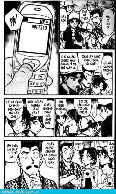Detective Conan Chap 445 - Truyen.Chap.VN