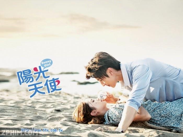 Ảnh trong phim Thiên Sứ Mặt Trời - Sunshine Angel 1